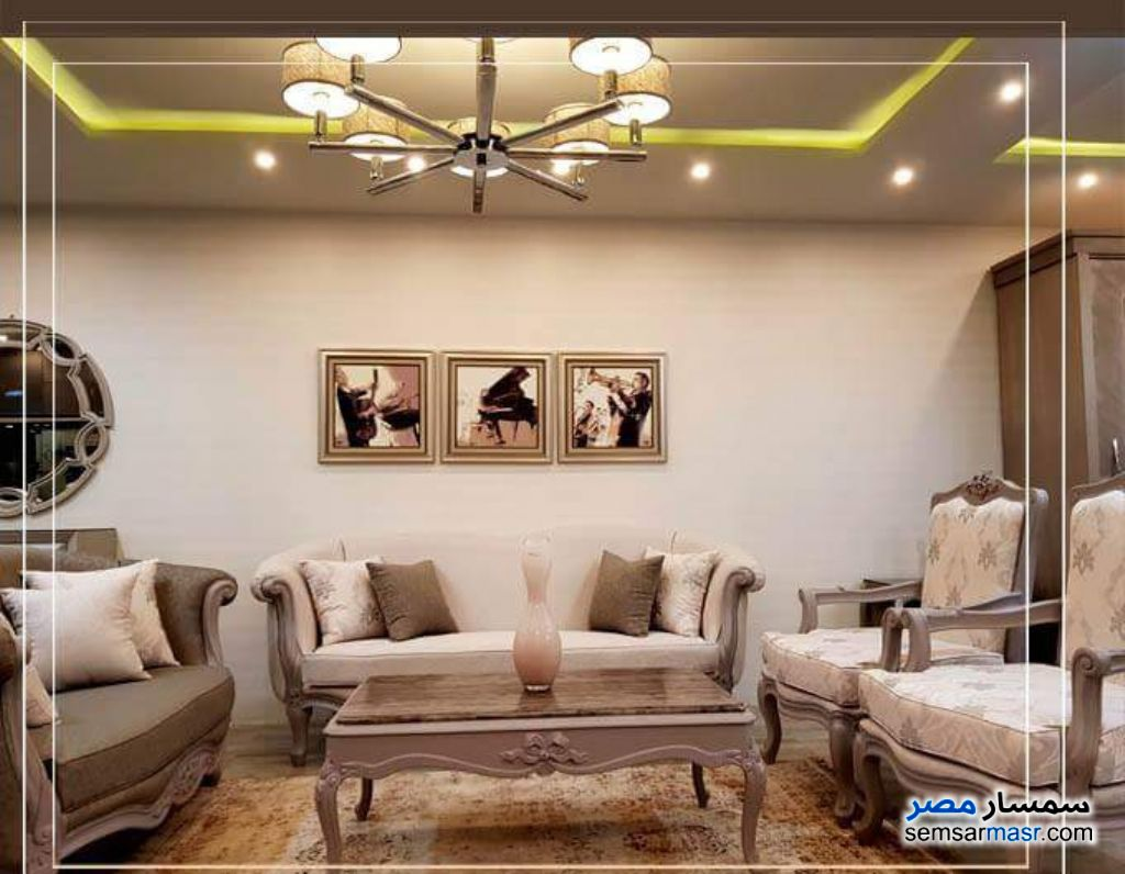 Photo 2 - Apartment 3 bedrooms 3 baths 250 sqm extra super lux For Rent Nasr City Cairo