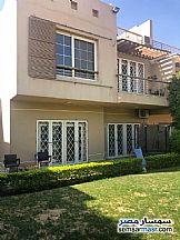 Villa 5 bedrooms 4 baths 390 sqm super lux For Rent October Gardens 6th of October - 2