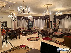 Ad Photo: Apartment 4 bedrooms 3 baths 300 sqm extra super lux in Fifth Settlement  Cairo