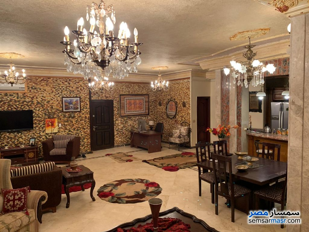 Photo 3 - Apartment 4 bedrooms 3 baths 300 sqm extra super lux For Sale Fifth Settlement Cairo