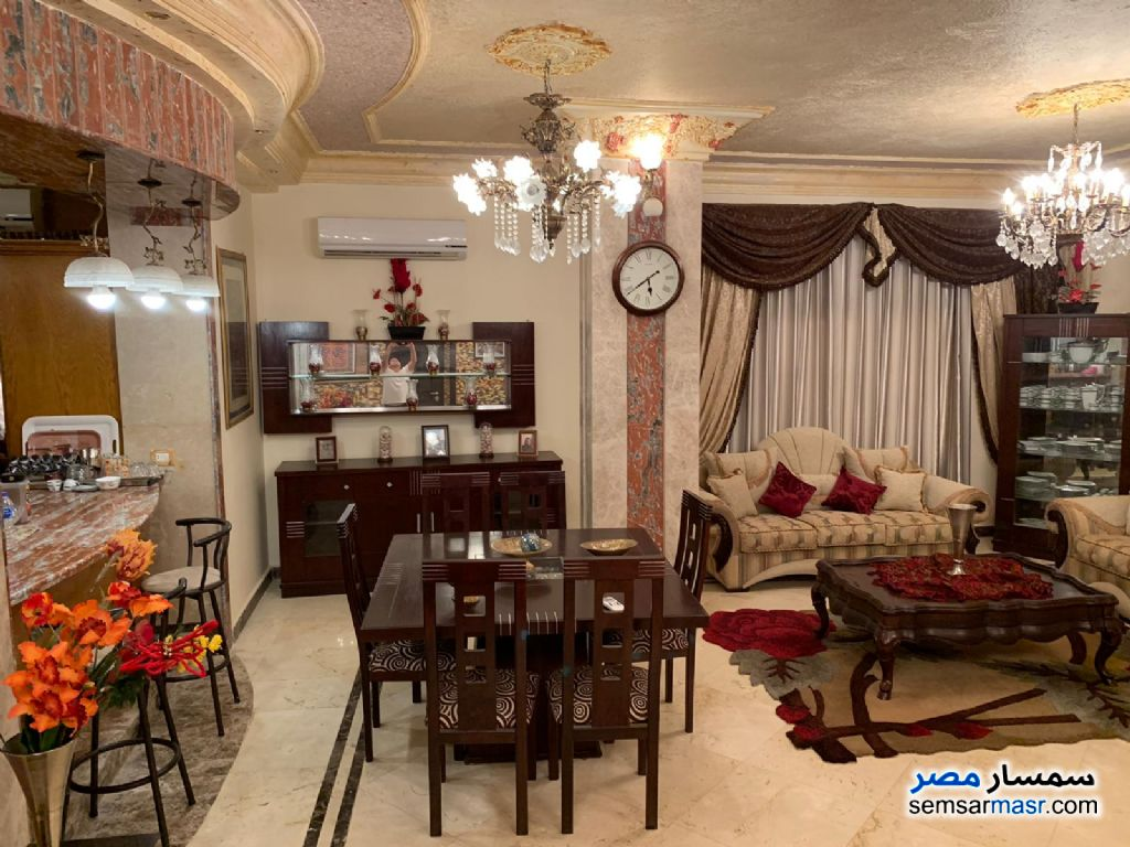 Photo 6 - Apartment 4 bedrooms 3 baths 300 sqm extra super lux For Sale Fifth Settlement Cairo