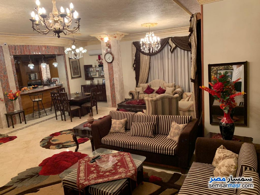 Photo 8 - Apartment 4 bedrooms 3 baths 300 sqm extra super lux For Sale Fifth Settlement Cairo