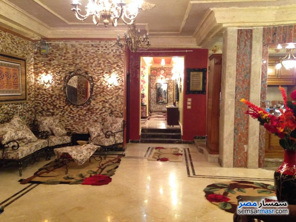 Photo 7 - Apartment 4 bedrooms 3 baths 300 sqm extra super lux For Sale Fifth Settlement Cairo