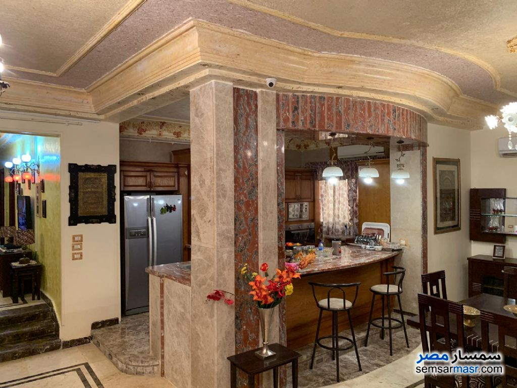 Photo 10 - Apartment 4 bedrooms 3 baths 300 sqm extra super lux For Sale Fifth Settlement Cairo