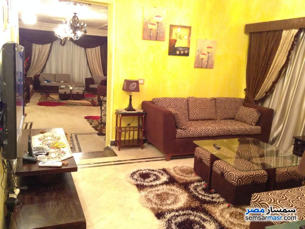 Photo 14 - Apartment 4 bedrooms 3 baths 300 sqm extra super lux For Sale Fifth Settlement Cairo