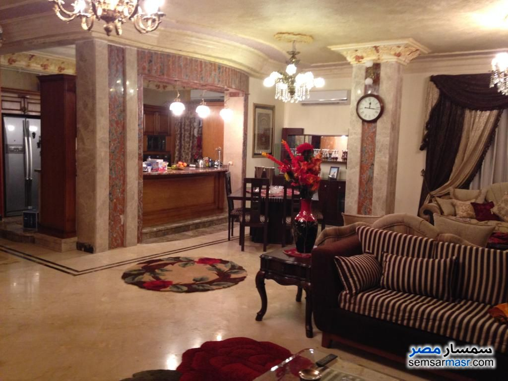 Photo 16 - Apartment 4 bedrooms 3 baths 300 sqm extra super lux For Sale Fifth Settlement Cairo