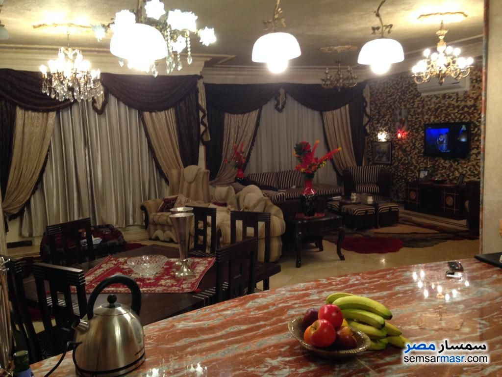 Photo 21 - Apartment 4 bedrooms 3 baths 300 sqm extra super lux For Sale Fifth Settlement Cairo