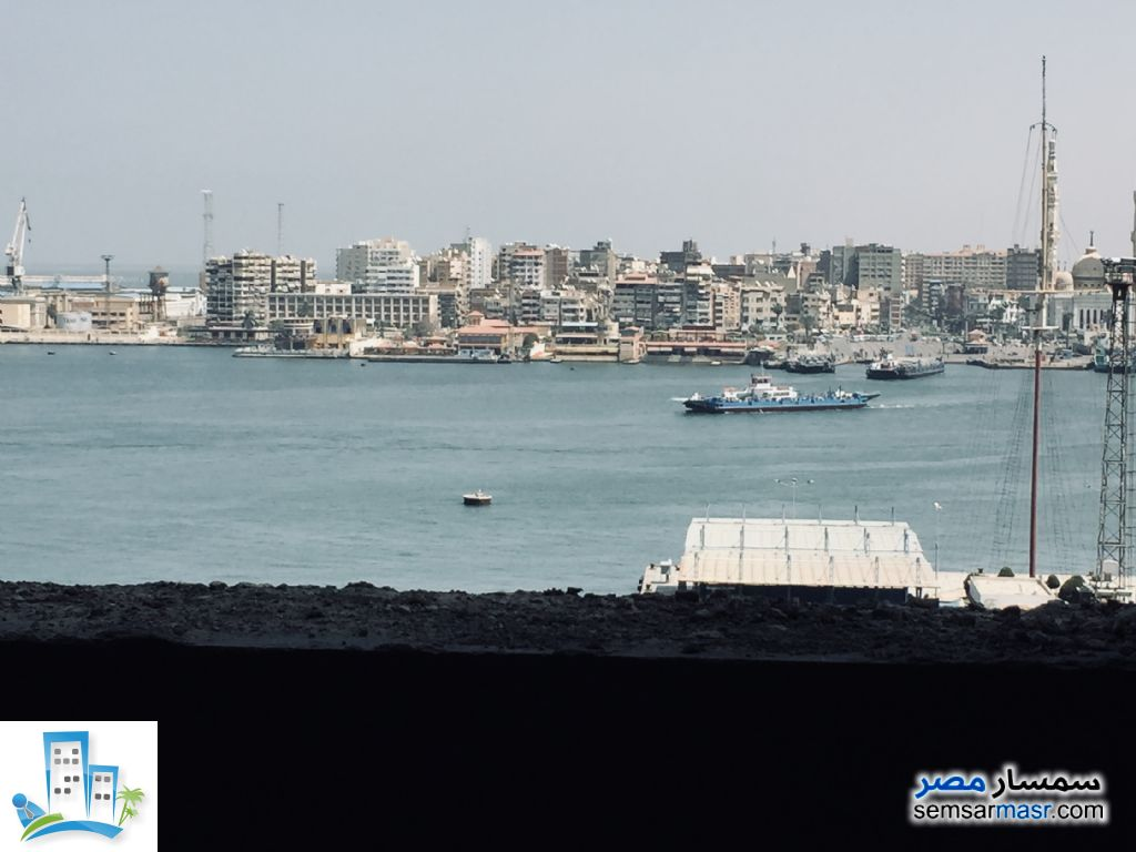 Apartment 4 bedrooms 2 baths 250 sqm semi finished For Sale Sharq District Port Said - 11