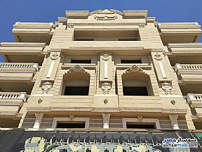 Ad Photo: Apartment 3 bedrooms 2 baths 187 sqm semi finished in Fifth Settlement  Cairo