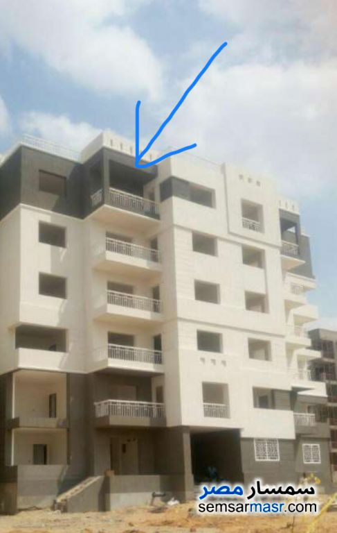 Photo 1 - Apartment 3 bedrooms 2 baths 140 sqm semi finished For Sale Madinaty Cairo