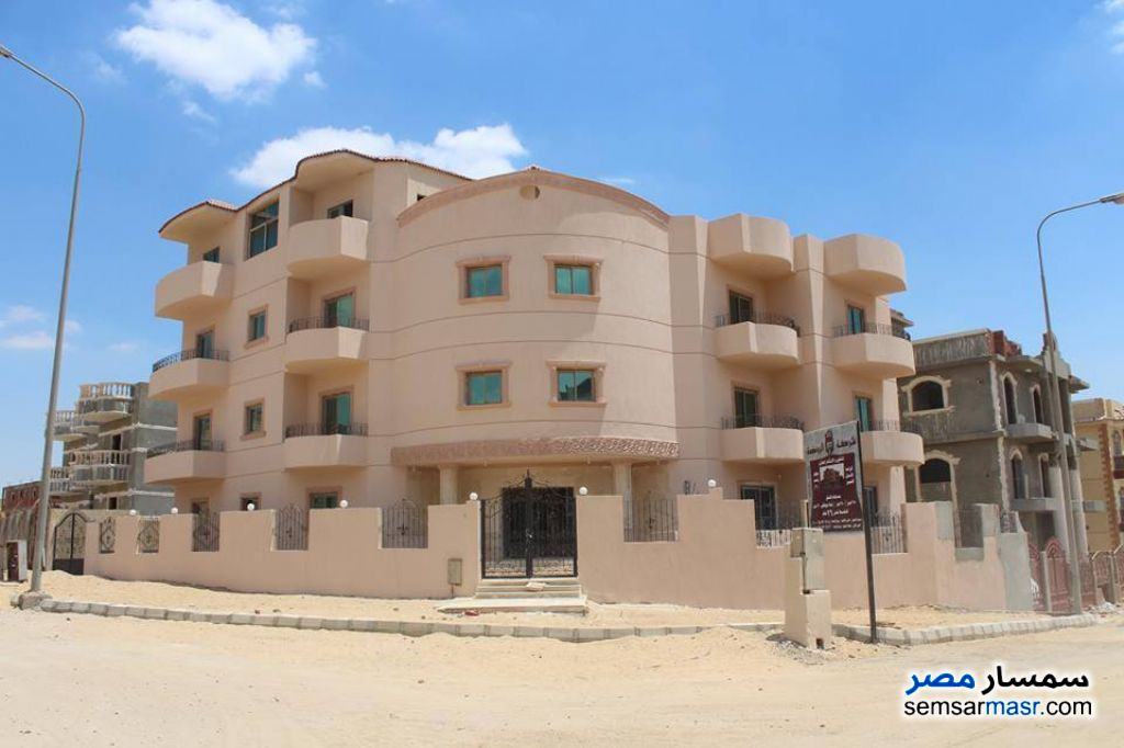 Photo 1 - Apartment 2 bedrooms 2 baths 150 sqm semi finished For Sale El Ubour City Qalyubiyah