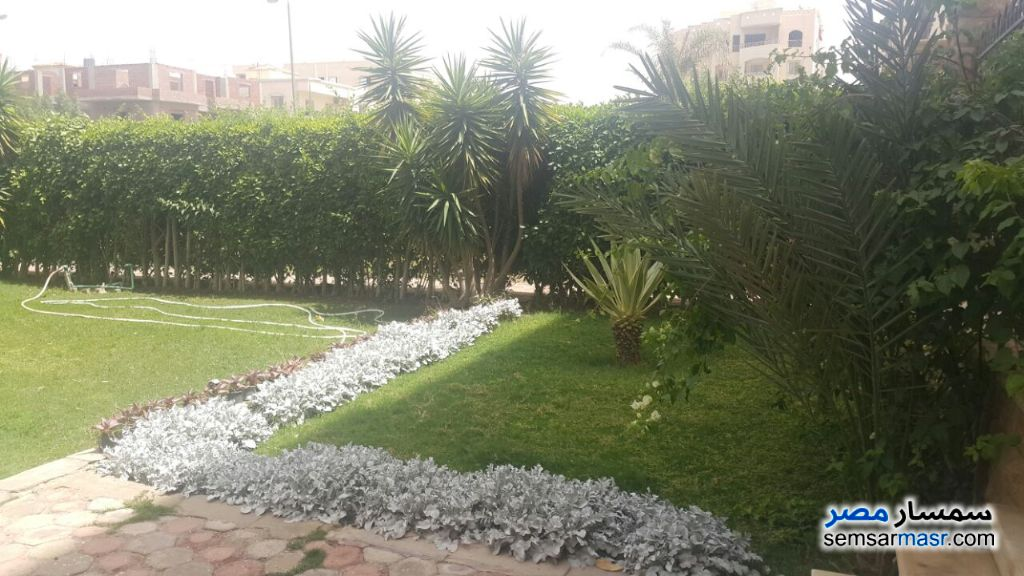 Photo 4 - Apartment 3 bedrooms 3 baths 370 sqm extra super lux For Sale Fifth Settlement Cairo