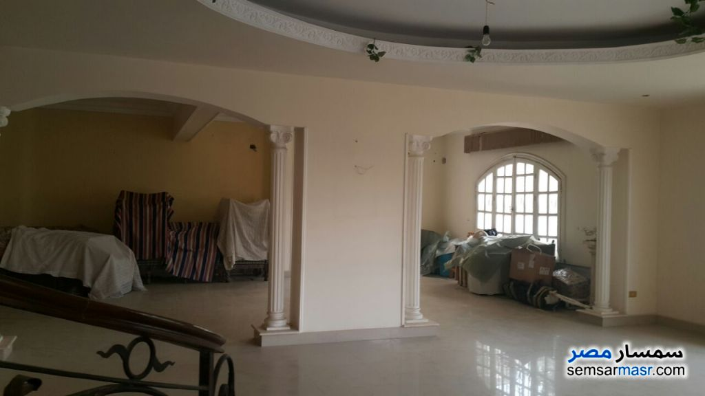 Photo 2 - Apartment 3 bedrooms 3 baths 370 sqm extra super lux For Sale Fifth Settlement Cairo