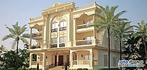 Ad Photo: Apartment 4 bedrooms 4 baths 415 sqm semi finished in Shorouk City  Cairo