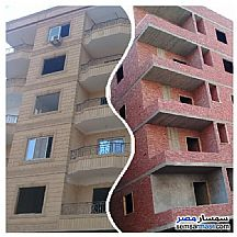 Ad Photo: Apartment 2 bedrooms 2 baths 110 sqm semi finished in Hadayek Al Ahram  Giza