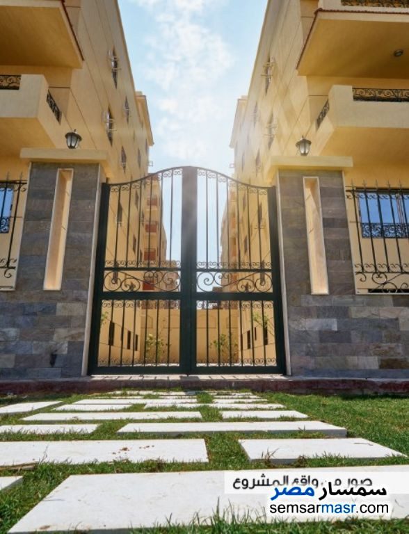 Photo 1 - Apartment 3 bedrooms 2 baths 275 sqm semi finished For Sale Shorouk City Cairo