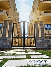 Ad Photo: Apartment 3 bedrooms 2 baths 275 sqm semi finished in Shorouk City  Cairo