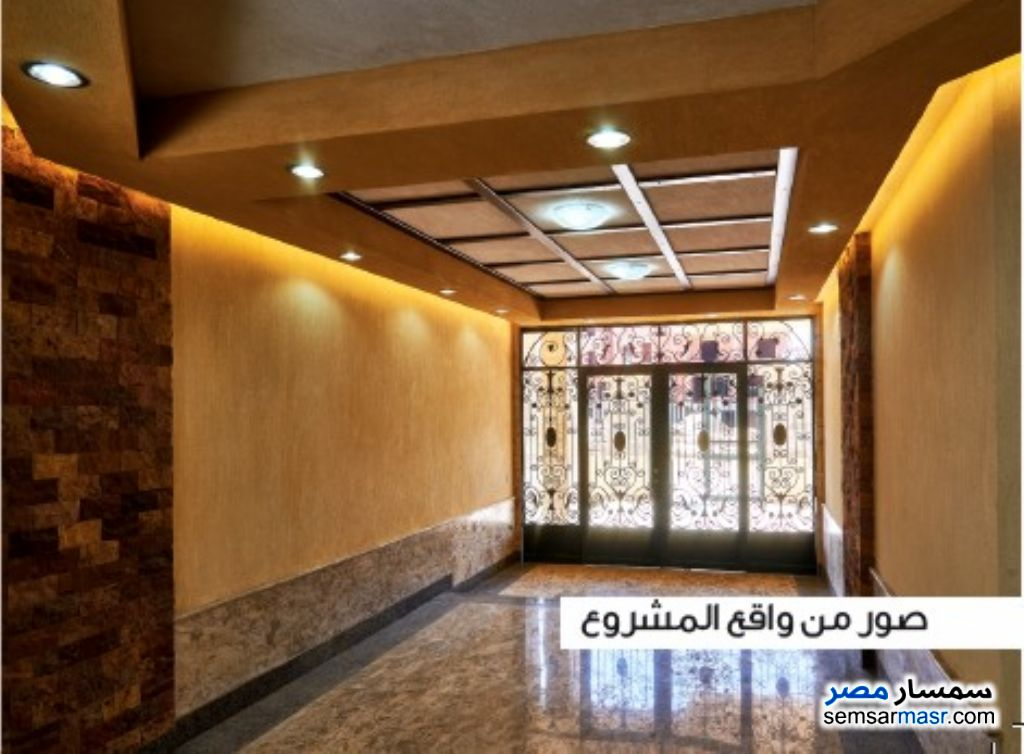 Photo 2 - Apartment 3 bedrooms 2 baths 275 sqm semi finished For Sale Shorouk City Cairo