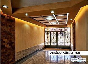 Apartment 3 bedrooms 2 baths 275 sqm semi finished For Sale Shorouk City Cairo - 2