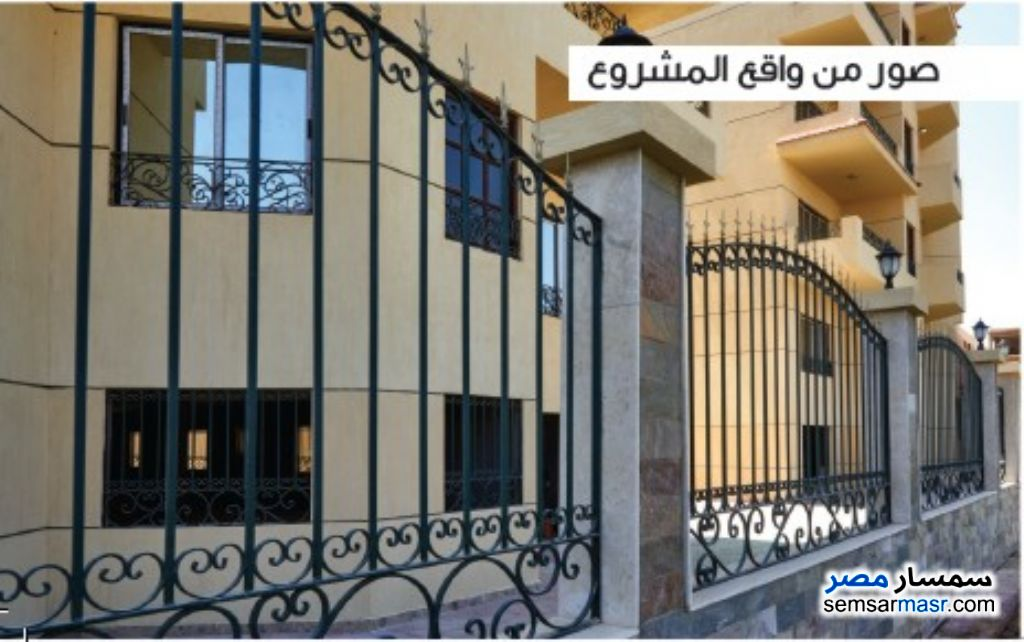 Photo 3 - Apartment 3 bedrooms 2 baths 275 sqm semi finished For Sale Shorouk City Cairo