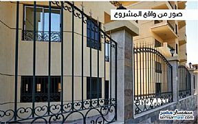 Apartment 3 bedrooms 2 baths 275 sqm semi finished For Sale Shorouk City Cairo - 3