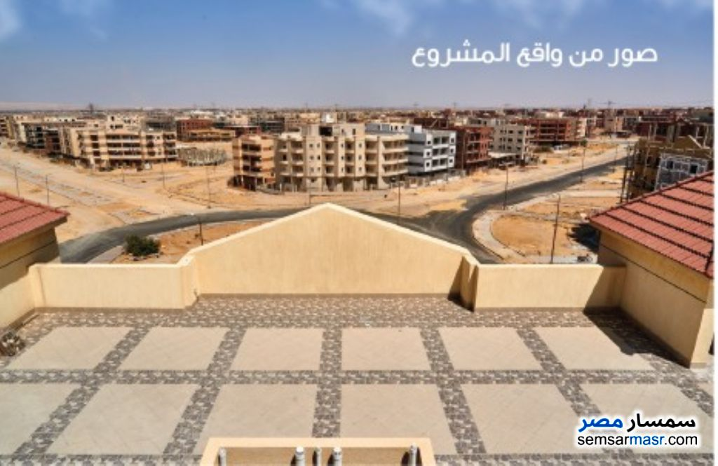 Photo 4 - Apartment 3 bedrooms 2 baths 275 sqm semi finished For Sale Shorouk City Cairo