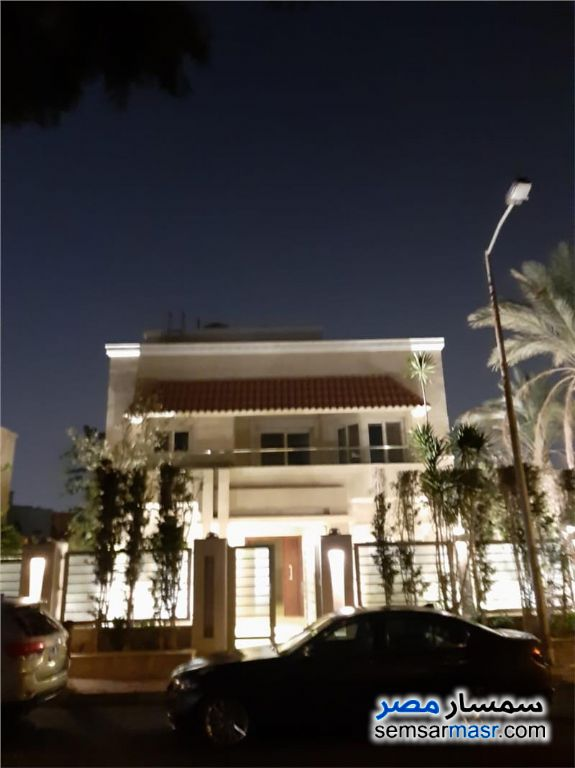 Photo 11 - Villa 7 bedrooms 7 baths 550 sqm extra super lux For Sale Rehab City Cairo