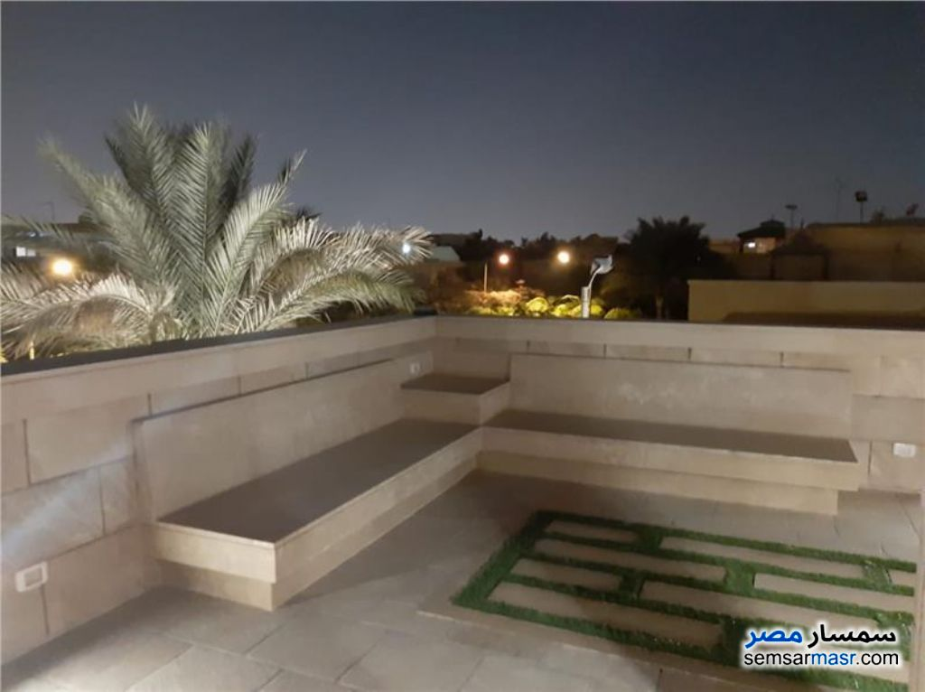 Photo 4 - Villa 7 bedrooms 7 baths 550 sqm extra super lux For Sale Rehab City Cairo