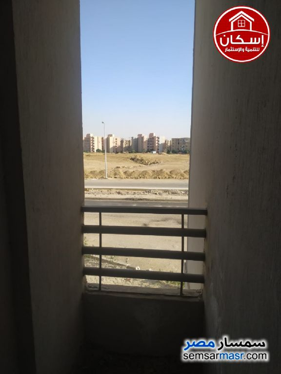 Photo 10 - Apartment 3 bedrooms 3 baths 180 sqm semi finished For Sale Shorouk City Cairo