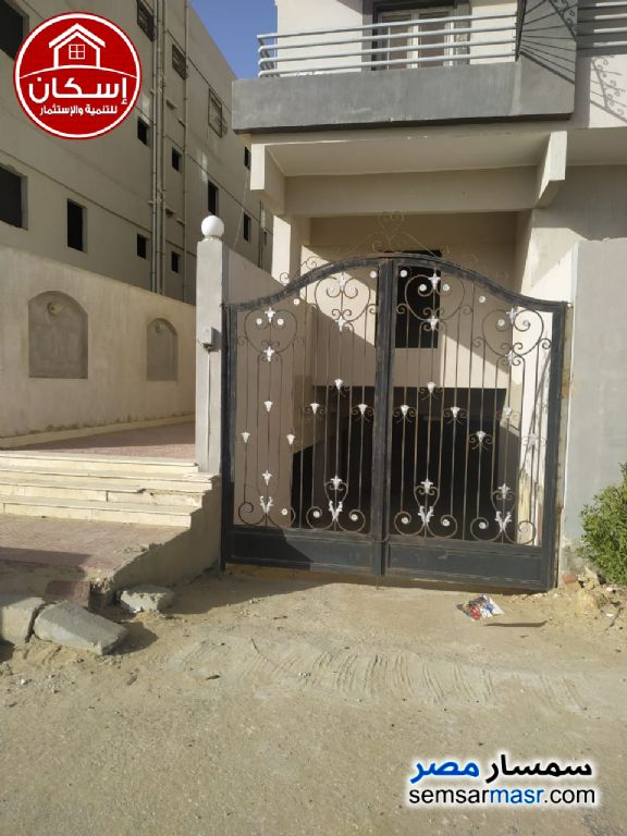 Photo 20 - Apartment 3 bedrooms 3 baths 180 sqm semi finished For Sale Shorouk City Cairo