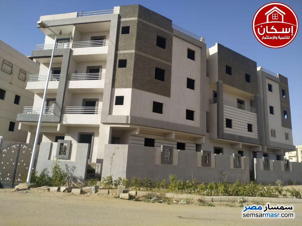 Photo 2 - Apartment 3 bedrooms 3 baths 180 sqm semi finished For Sale Shorouk City Cairo