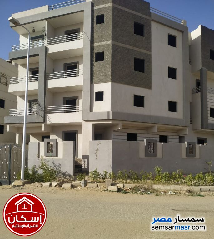 Photo 23 - Apartment 3 bedrooms 3 baths 180 sqm semi finished For Sale Shorouk City Cairo
