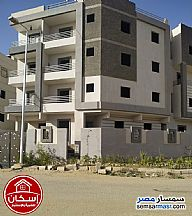 Apartment 3 bedrooms 3 baths 180 sqm semi finished For Sale Shorouk City Cairo - 23