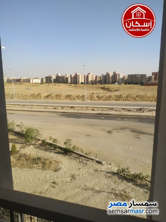 Photo 5 - Apartment 3 bedrooms 3 baths 180 sqm semi finished For Sale Shorouk City Cairo
