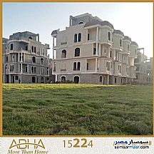 Ad Photo: Apartment 5 bedrooms 4 baths 381 sqm semi finished in North Extensions  6th of October