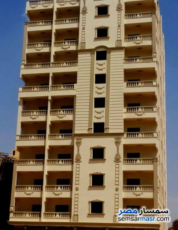 Photo 1 - Apartment 3 bedrooms 2 baths 120,000 sqm without finish For Sale Al Salam City Cairo