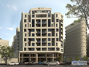 Ad Photo: Apartment 3 bedrooms 2 baths 153 sqm semi finished in Smoha  Alexandira