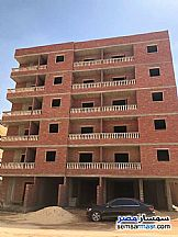 Ad Photo: Apartment 2 bedrooms 2 baths 80 sqm semi finished in Hadayek Al Ahram  Giza