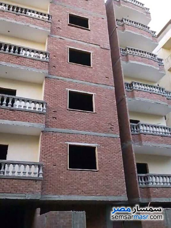 Photo 1 - Apartment 2 bedrooms 1 bath 100 sqm semi finished For Sale Hadayek Al Ahram Giza