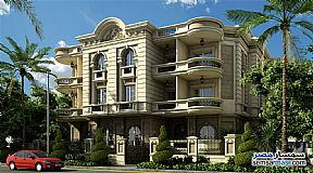 Ad Photo: Apartment 3 bedrooms 3 baths 253 sqm semi finished in Shorouk City  Cairo