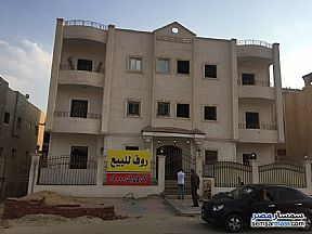 Ad Photo: Apartment 1 bedroom 1 bath 175 sqm without finish in El Ubour City  Qalyubiyah