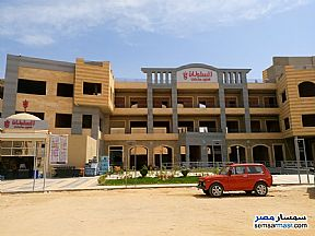 Ad Photo: Commercial 2302 sqm in Al Bashayer District  6th of October