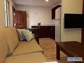 Apartment 2 bedrooms 1 bath 75 sqm extra super lux For Rent Dreamland 6th of October - 6