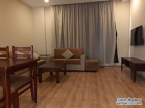 Apartment 2 bedrooms 1 bath 75 sqm extra super lux For Rent Dreamland 6th of October - 8