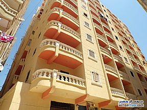 Ad Photo: Apartment 2 bedrooms 1 bath 80 sqm semi finished in Amereyah  Alexandira