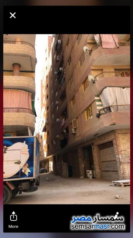 Photo 1 - Building 140 sqm semi finished For Sale Faisal Giza
