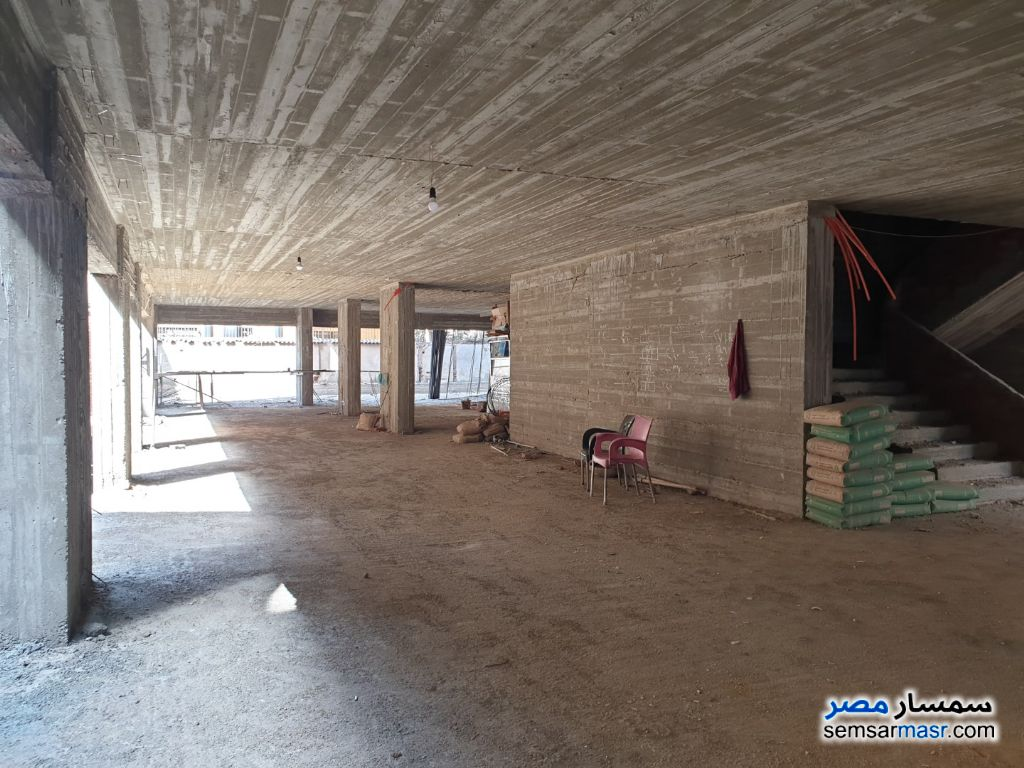 Photo 8 - Building 3,375 sqm semi finished For Sale Mohandessin Giza