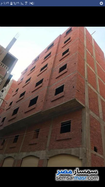 Photo 1 - Building 157 sqm semi finished For Sale Talkha Daqahliyah