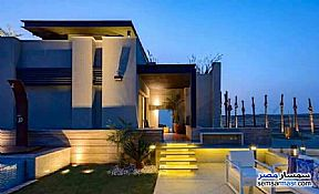 Ad Photo: Villa 3 bedrooms 3 baths 225 sqm extra super lux in First Settlement  Cairo