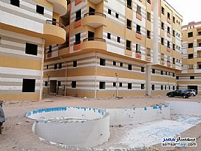 Ad Photo: Apartment 2 bedrooms 1 bath 78 sqm semi finished in Hurghada  Red Sea